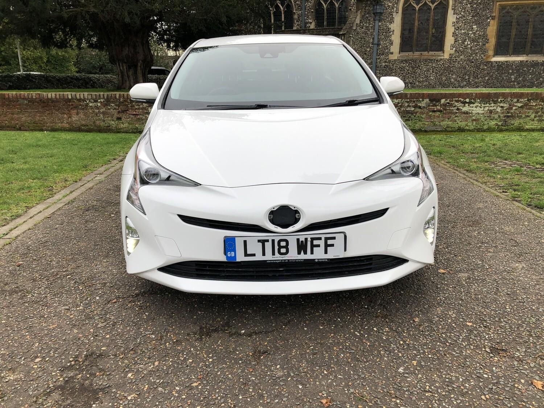 2018 Toyota Prius | LT18WFF Hatchback (2015 - 2018) 1.8 VVT-h Active CVT (s/s) 5dr