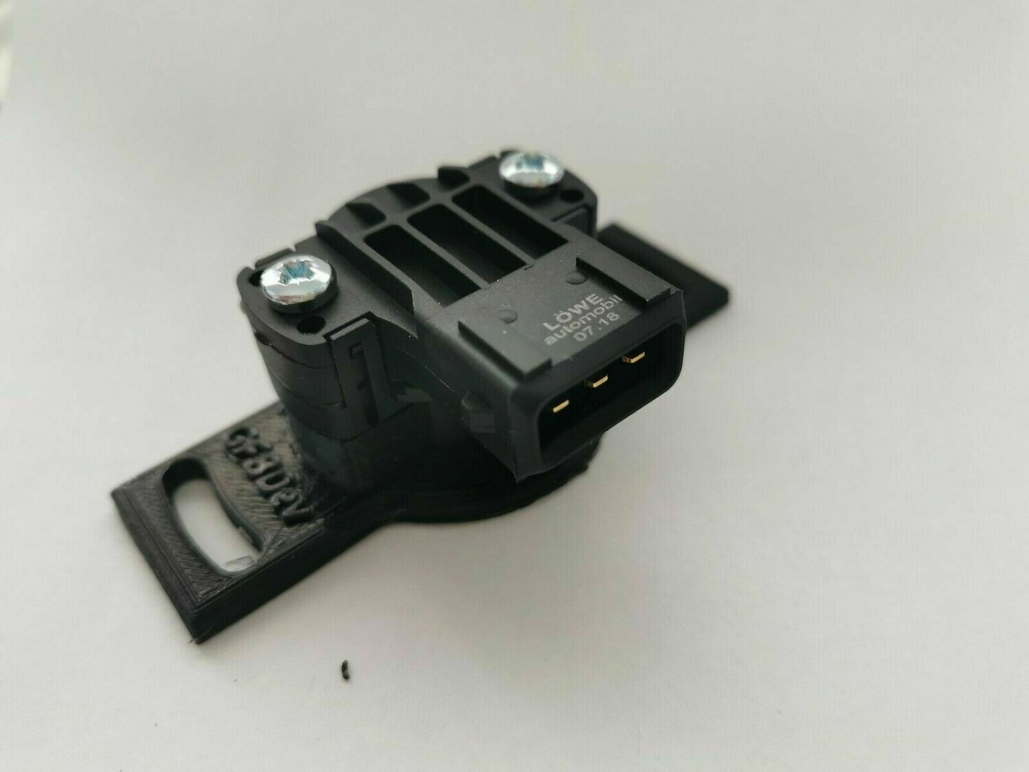 Variable Throttle Position Sensor and mount