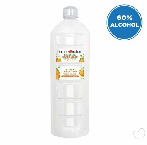 Citrus Burst Natural Sanitizer 1L