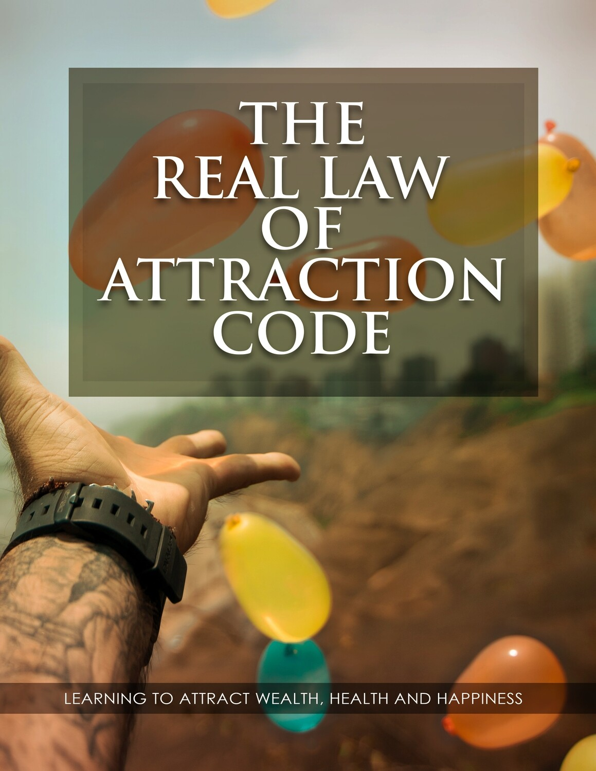 The Real Law Of Attraction Code Training Guide (Ebook)