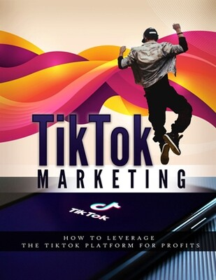 TikTok Marketing Guide (eBook)