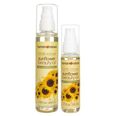 Sunflower Beauty Oil