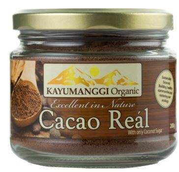 Kayumanggi Organic Cacao Real 200g