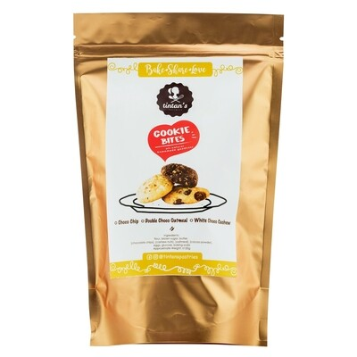 Tintan's Assorted Cookie Bites 120g