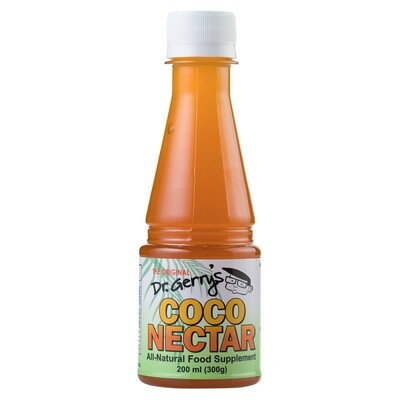 Dr Gerry's Coco Nectar 200ml (300g)