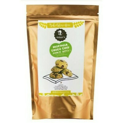 Tintan's Moringa Choco Chip Cookies 120g