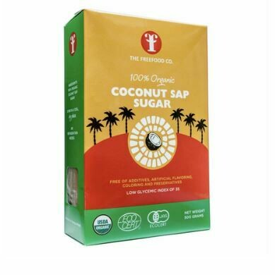 100% Organic Coconut Sap Sugar (500g)
