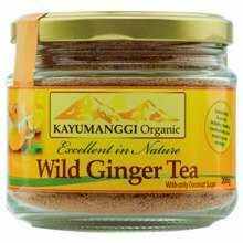 Kayumanggi Organic Wild Ginger Tea 200g