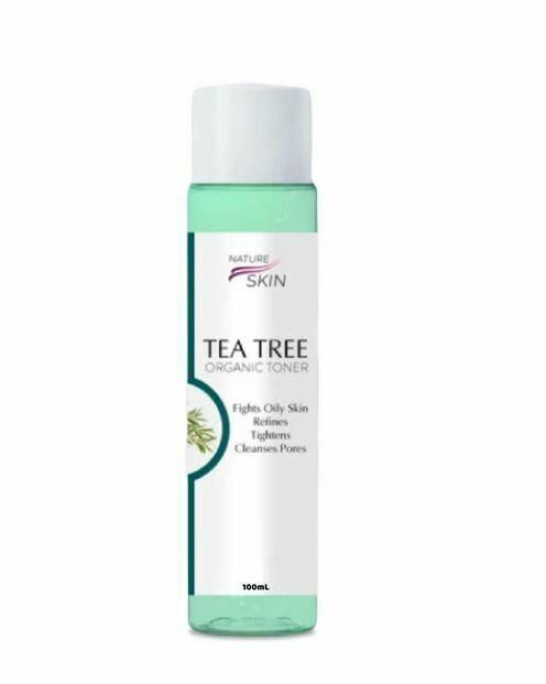 BEST SELLER - NATURE SKIN - ORGANIC TEA TREE TONER