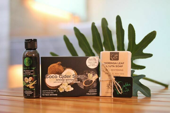 Beauty Care Bundles - Coco Cider Soap, Moringa Soap, CCV Lotion
