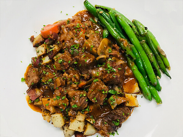 FRI, FEB 26: Beef Bourguignon​