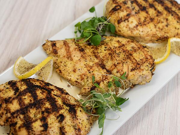 MON, JUNE 14: Grilled Jamaican Jerk Chicken