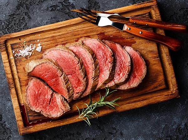 FRI, JULY 16: Beef Tenderloin + Chimichurri