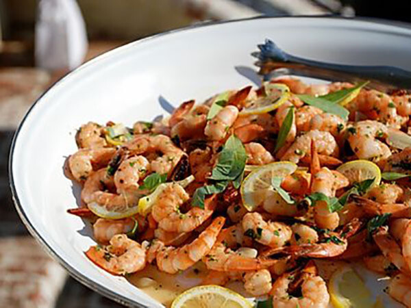 WED, SEPT 29: Braised NC Shrimp