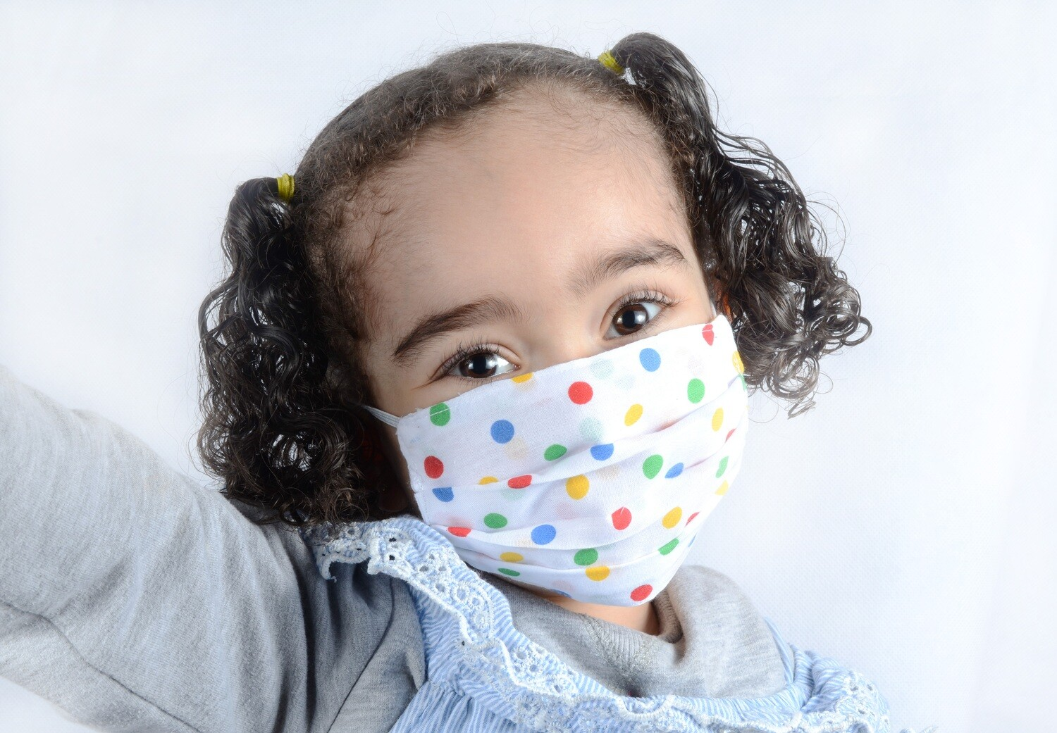 6-11 years kids & adult face mask & nosewire filter pocket