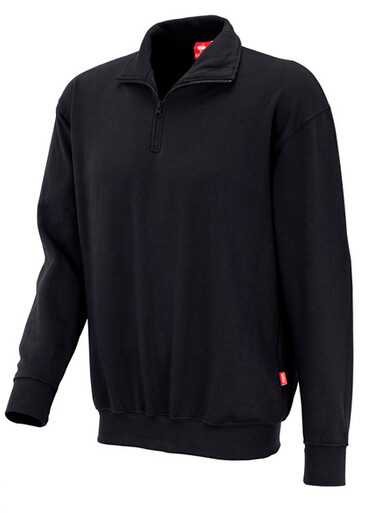 Hoofcount Zip sweatshirt