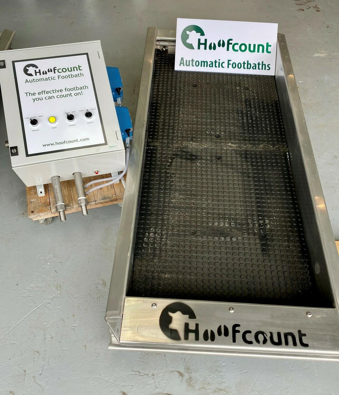 Hoofcount Footbath: 1.9m