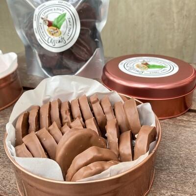 24 Pcs Milk Chocolate Criscuits