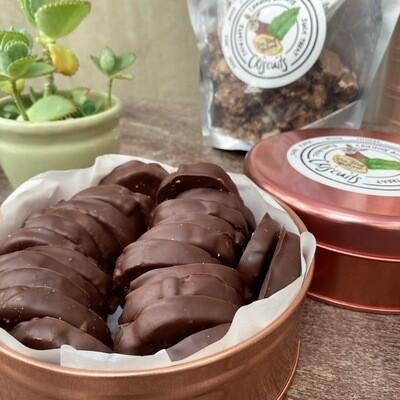 24 Pcs Dark Chocolate Criscuits