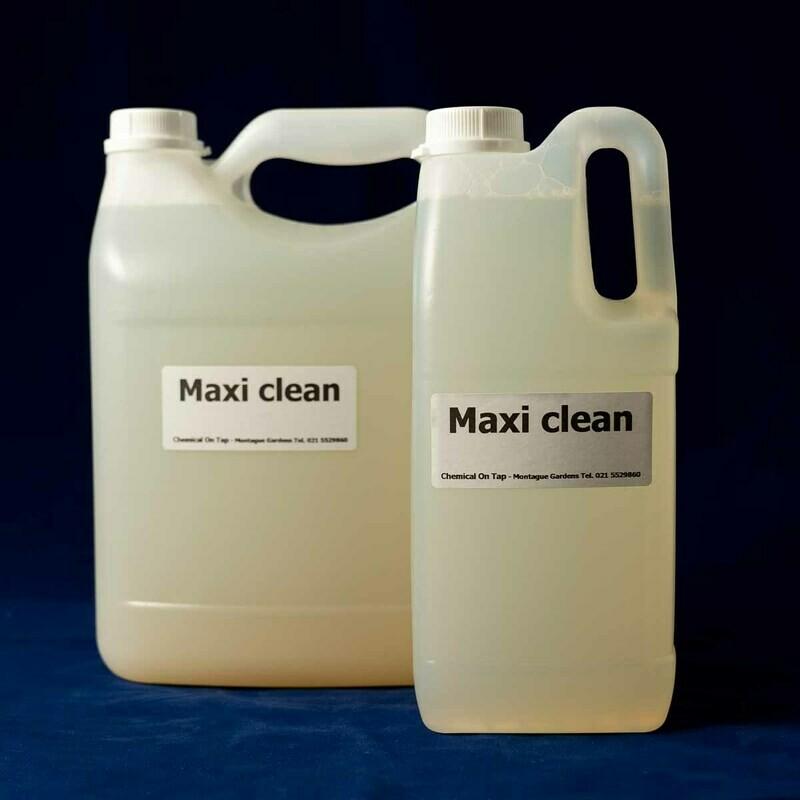Maxi Clean - Heavy Duty Degreaser in 2ltr, 5ltr