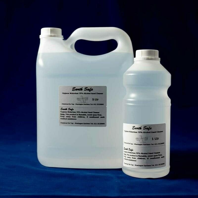 Hygiene Waterless Sanitizer - in 1Ltr, 5ltr
