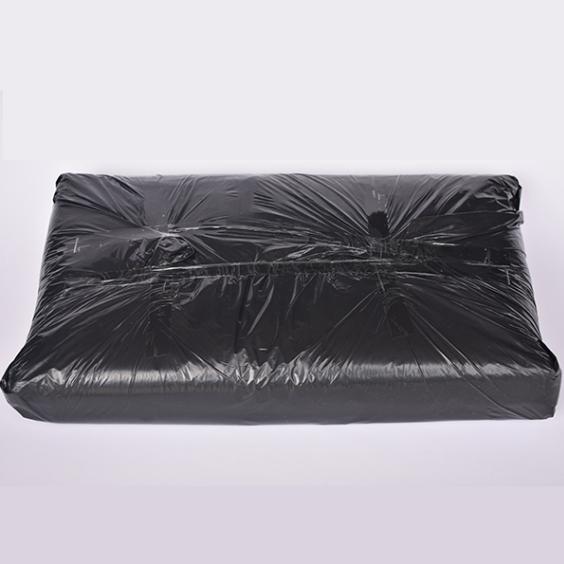 Refuse bags - black, heavy duty in 20 pack & 100 pack