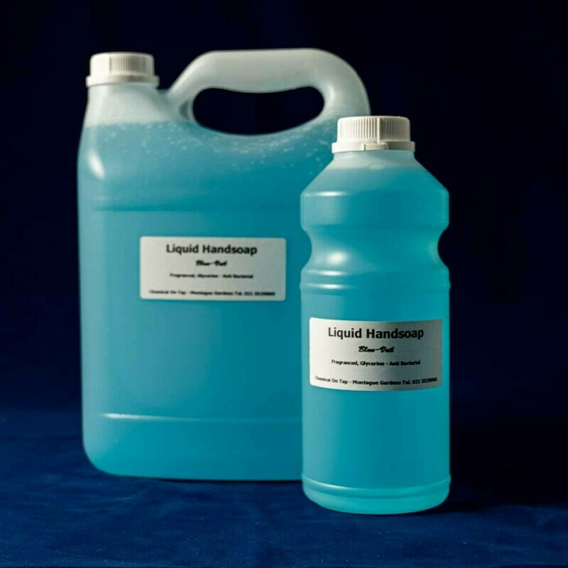 Liquid Hand Soap - Anti Bacterial - in 500ml, 1ltr, 5ltr