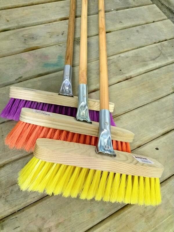 Broom - Soft deluxe - indoors