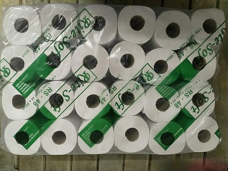 Toilet Paper - Rite Soft, 48 rolls