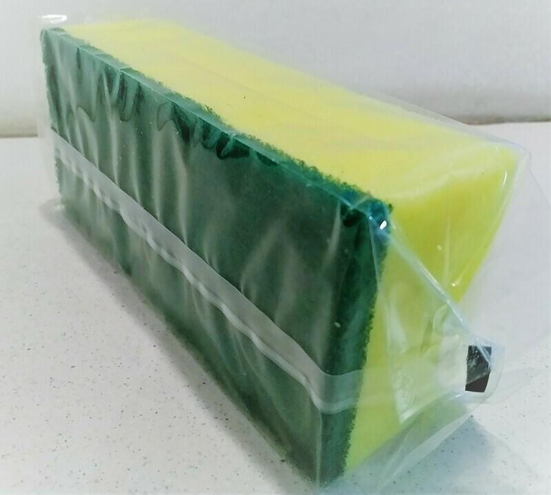 Dish Sponge - 3 packs small & large