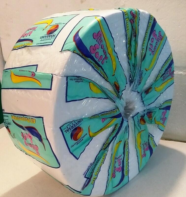 Garage Roll – Jumbo, 1500 mtrs & Pillowy Soft 1000mtrs