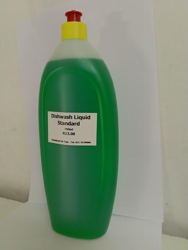 Dishwash Liquid Standard in 750ml, 1ltr, 2ltr, 5ltr