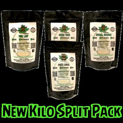 Kilo (4 Way Split) NEW TEA DROP !!