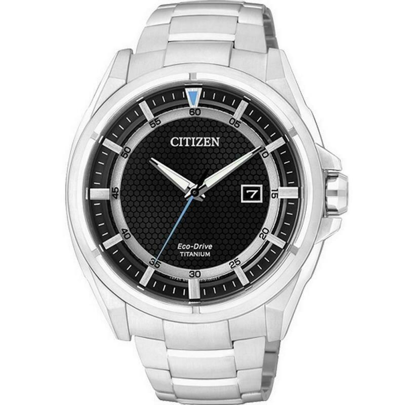Reloj CITIZEN ECO-DRIVE TITANIUM de caballero