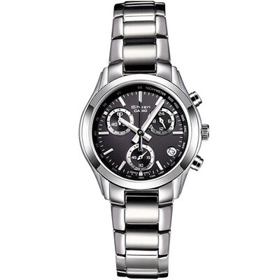 Reloj CASIO con cronografo de dama