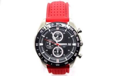 Reloj LEMER analogo de caballero (batería)