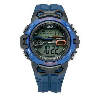 Reloj LEMER digital de caballero (batería)