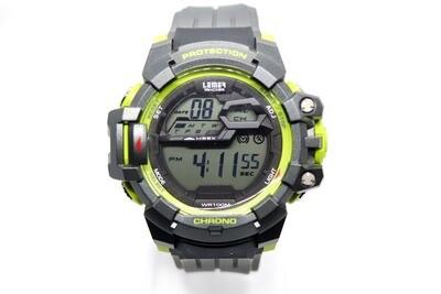 Reloj digital LEMER de caballero (batería)