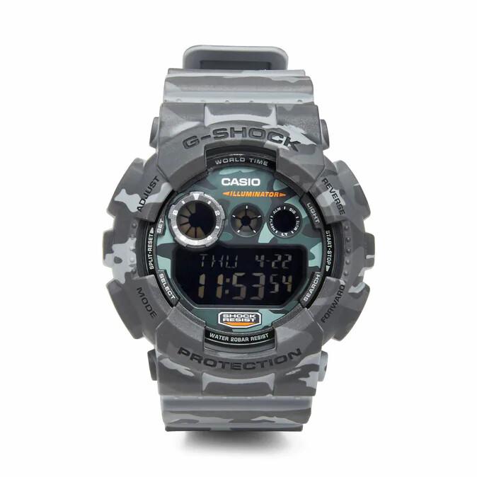 Reloj G-SHOCK digital de caballero (batería)