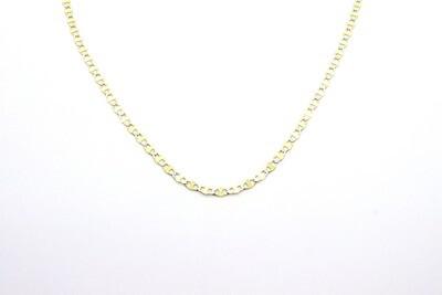 Cadena de dama en oro de 10K