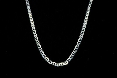 Cadena de caballero en plata .925