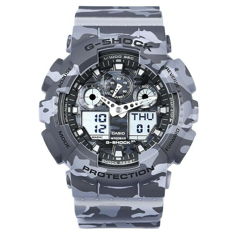Reloj G-SHOCK análogo digital de caballero (batería)