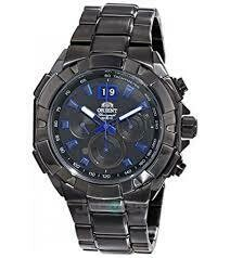 Reloj ORIENT con cronografo de caballero (batería)