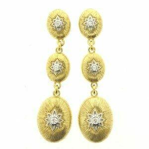 Earrings Bucc Triple