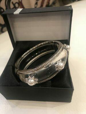 Bracelet Cristina Sabatini lucite large Celestial