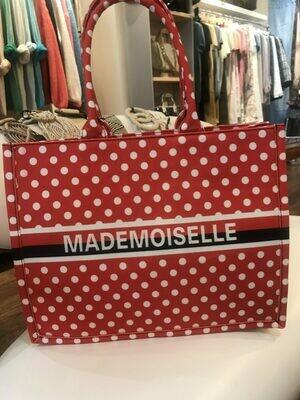 Handbag Tote CD Mademoiselle