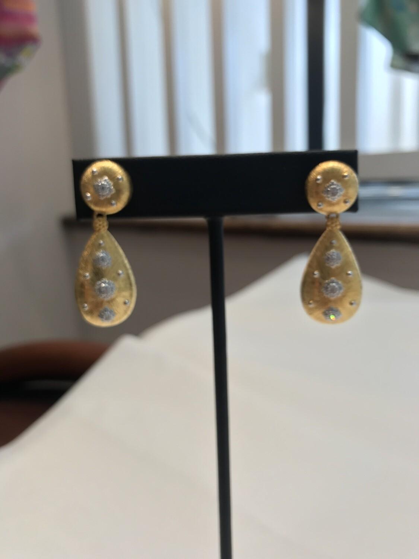 Earrings Bucc Double