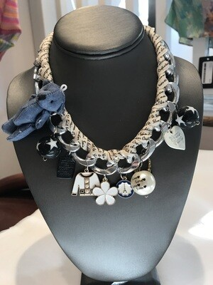 Necklace Choker COCO #1