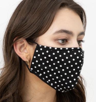 Mask Polka-Dots