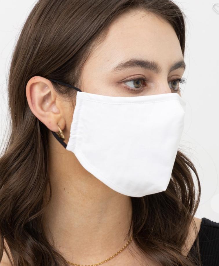 Mask solid adjustable